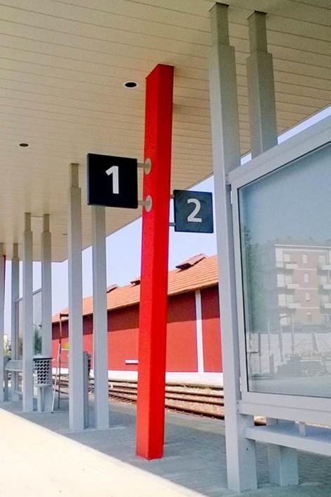 segnaletica ferrovie