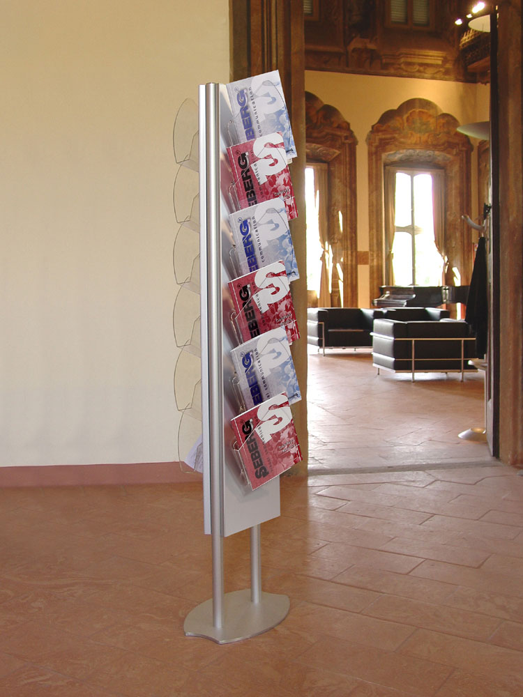 Freestanding Leaflet Display Seberg